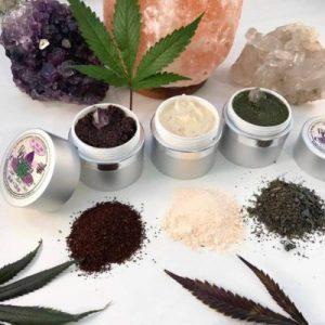 CBD Coffe Scrubs